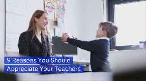 We Need To Value Our Teachers [Video]