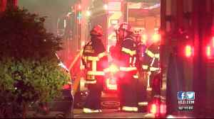Fire starts near dryer in Springfield mobile home park [Video]