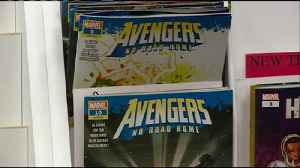 Comic book stores look to attract readers following Avengers: Endgame [Video]