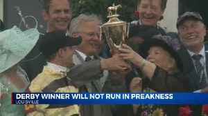 Country House out of Preakness [Video]