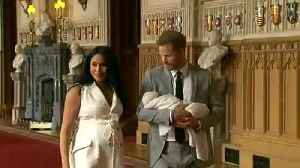 Duchess of Sussex: 'I have the best two guys in the world' [Video]