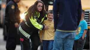 Two Students Open Fire At Denver School, One Dead, Eight Wounded [Video]