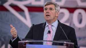 Stephen Moore Blames Liberals For Having To Withdraw Federal Reserve Nomination [Video]