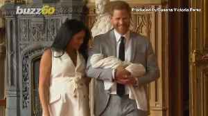 News video: This is What Meghan Markle and Prince Harry Will Probably Do With Their Baby Gifts