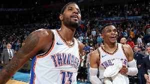 Should Paul George, Russell Westbrook Injuries Change Perception of Thunder Playoff Exit? [Video]