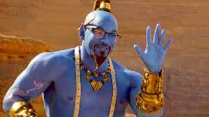 Disney's Aladdin with Will Smith - Official 'Wingman' Trailer [Video]