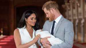 News video: Archie Comics Reacts To Royal Baby Name