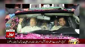 Sami Ibrahim Response On Viral Photo Of Hamza Shahbaz Smilng While Driving Car.. [Video]