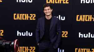 Rafi Gavron 'Catch 22' Premiere Black Carpet [Video]