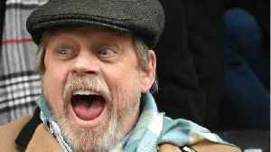 Mark Hamill Makes 'Star Wars' Joke About Royal Baby's Name [Video]