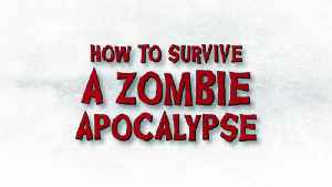 THE DEAD DON'T DIE Movie - How To Survive A Zombie Apocalypse [Video]