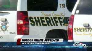 Pima Supes accept controversial border grant [Video]