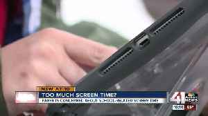 Great Debate: How much screen time should children get in school, at home [Video]