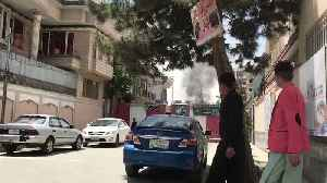 Officials Say US NGO Targeted in Kabul Attack [Video]