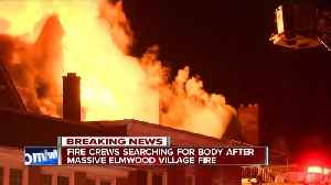 Multiple people rushed to ECMC after early morning Elmwood Village fire [Video]
