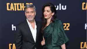 George Clooney Returns To Television With 'Catch 22' [Video]