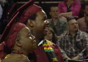 Mom Gets Surprise Conferring at Son's University After Skipping Her Graduation Ceremony to Attend His [Video]