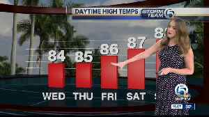 South Florida Wednesday afternoon forecast (5/8/19) [Video]