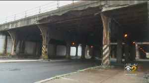 Other Bridges Near 87th Street Collapse Also Show Signs Of Damage [Video]