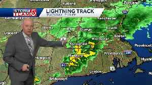 Video: More rain moving in throughout evening [Video]