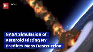 NASA Simulations Give Way To An Eerie Warning [Video]