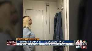Tenants of Overland Park apartment complex battle issues [Video]