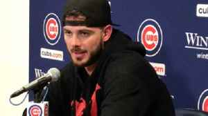 Kris Bryant, Jon Lester and Albert Almora Jr. on the Cubs' walk-off win over the Marlins [Video]