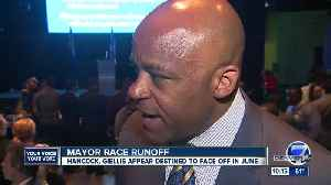 Denver mayor's race appears to be headed to runoff between Hancock and Giellis [Video]