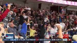 Condors hungry to return to Rabobank Arena for Game 5 [Video]