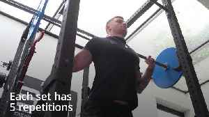 How to work out like Olympic champion Adam Peaty [Video]