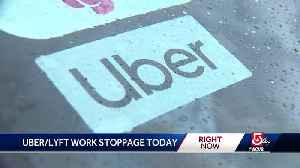 Uber, Lyft drivers plan to strike in cities across the US [Video]