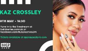 Live From London - Kas Crossley [Video]