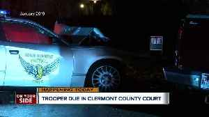 Trooper accused in fatal crash to appear in court [Video]