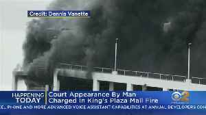 Kings Plaza Mall Arson Suspect Due In Court [Video]