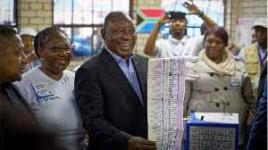 South Africans Head To Polls In Key Election [Video]