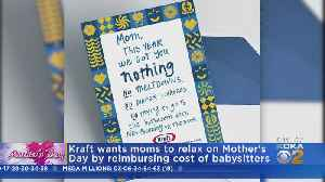 Kraft Offering Big Mother's Day Gift [Video]