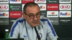 Sarri: I want to stay at Chelsea [Video]
