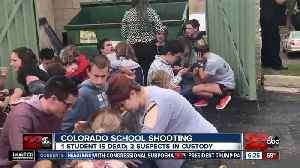 Two suspects in custody after deadly Colorado school shooting [Video]