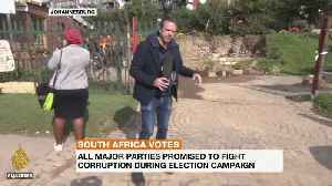 South Africa votes as ruling ANC to reverse sliding support [Video]