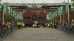Celtic pay tribute to legend Chalmers [Video]