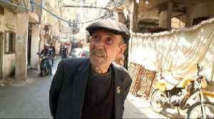 A Life Displaced: Palestinian refugees overcrowd Lebanon's camps