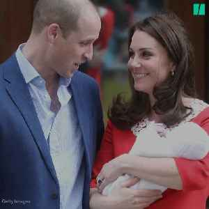 A Look Back At 30 Years Of Royal Babies [Video]