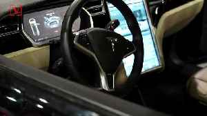 News video: Tesla Unveils New Software That Can Diagnose Problems and Order Replacement Parts