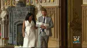 News video: Royal Baby Introduced To The World