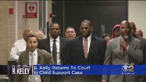 R. Kelly Back In Court In Child Support Case, And Civil Lawsuit [Video]