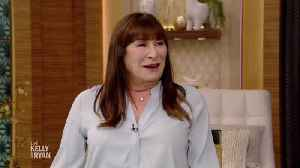 Anjelica Huston Wishes She Was on