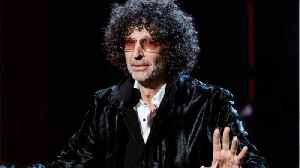Howard Stern Has Unlikely Choice For Favorite Interview Of All Time [Video]