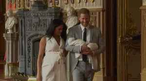 News video: Prince Harry & Meghan Markle Reveal Royal Baby's Name But What Does The Name Mean?