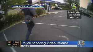 Fremont Police Release Video From Officer Involved Shootings [Video]