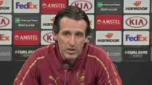 News video: Emery: We have big ambition